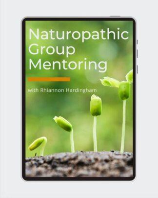 Group mentoring with Rhiannon Hardingham