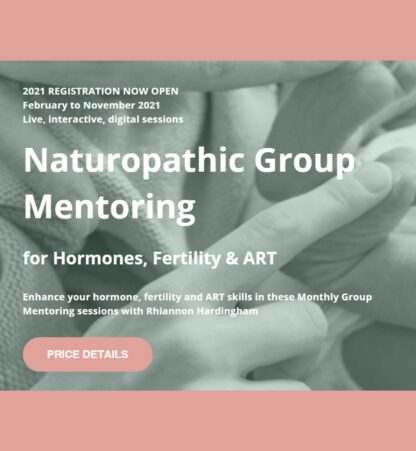 Monthly Mentoring with Rhiannon Hardingham
