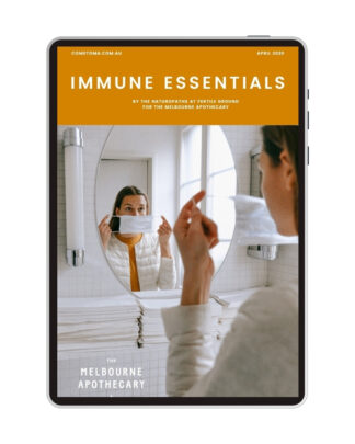 Immune Essentials with The Melbourne Apothecary