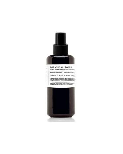 Botanical Hydrosol Toner Spray