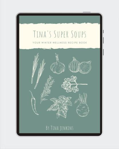 Super Soups with Tina Jenkins