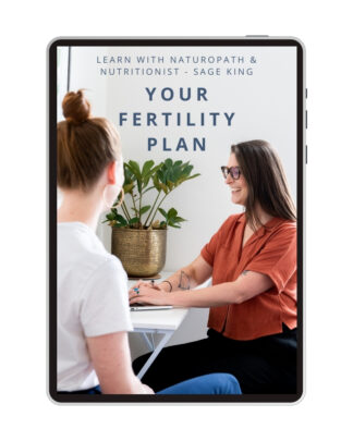 Your Fertility Plan with Sage King
